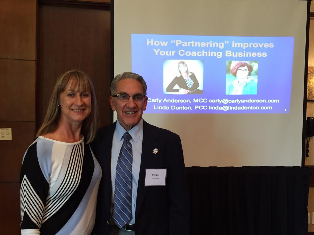 How Partnering Improves Your Coaching Business