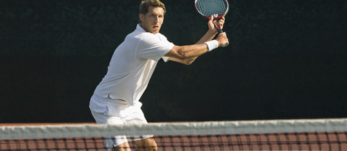Coaching is like playing tennis…